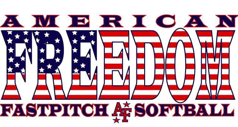 AF Softball Logo
